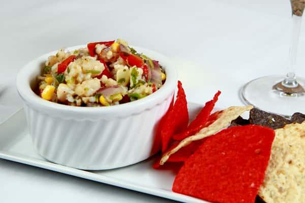 Grouper Ceviche
