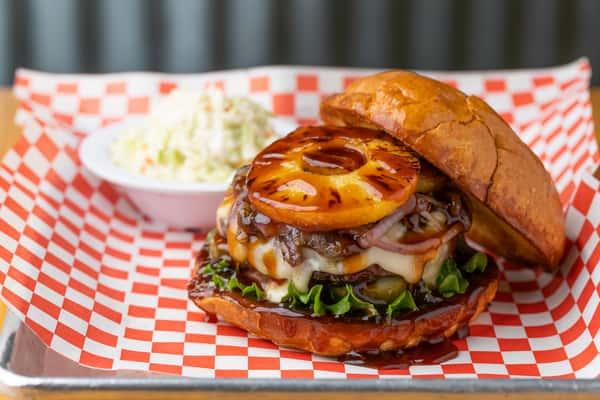 Island Cow Burger
