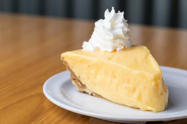 Dad's Graham Cream Pie