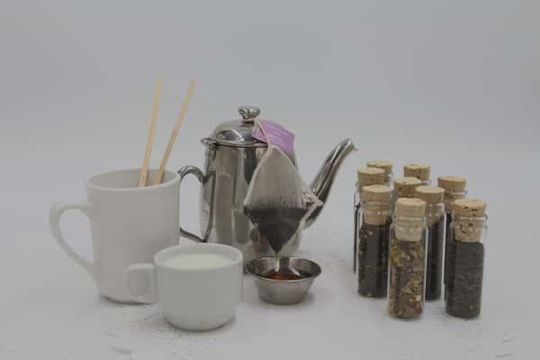 Herbal Teas: