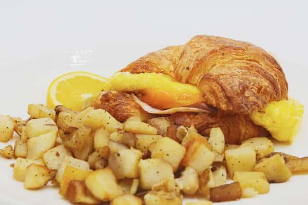 Clovis Croissant