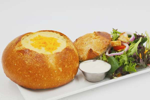 Artisan Bread Bowl