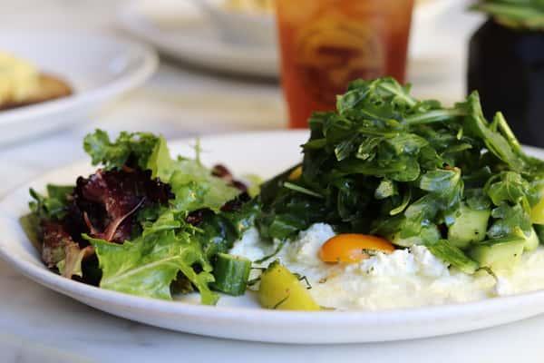 Open-Faced Omelette