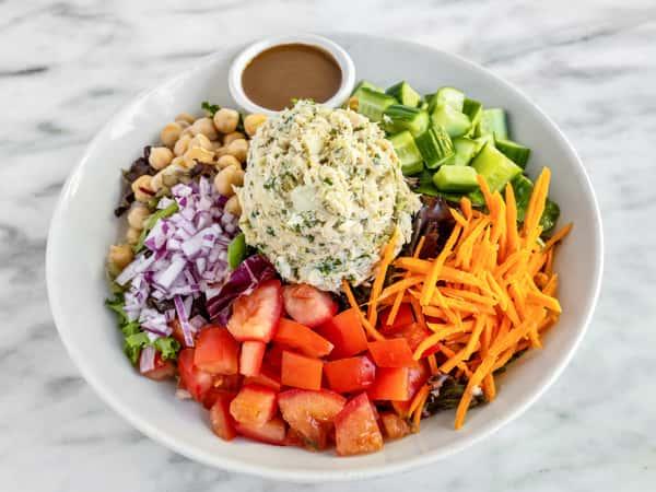 Coral Tree Tuna Salad (No Mayo)