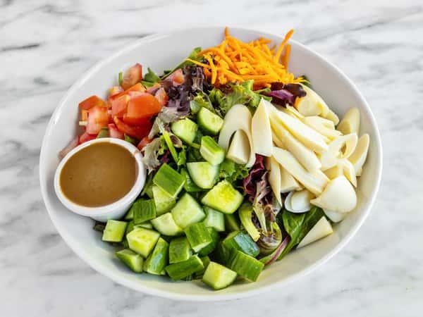 Organic Field Greens Salad