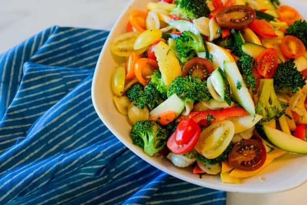 Coral Tree Pasta Salad
