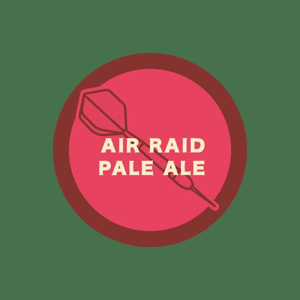 Air Raid Pale Ale