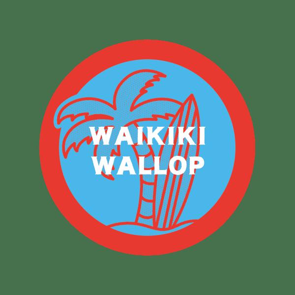 Waikiki Wallop Tropical Blonde