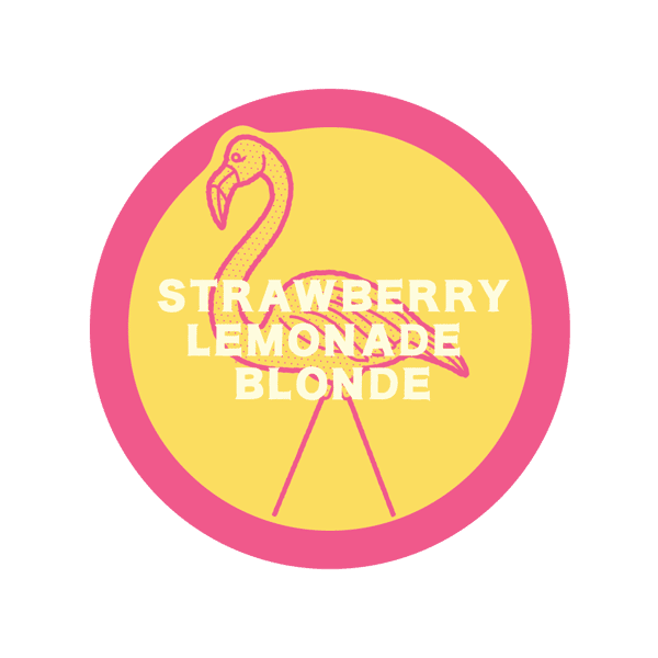 Strawberry Lemonade Blonde