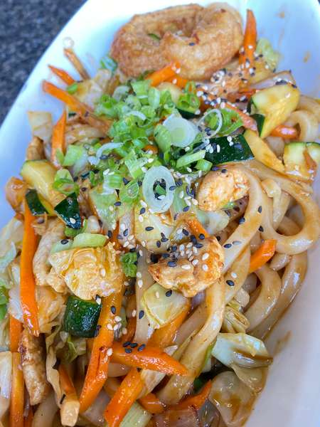 Spicy Chicken Noodle