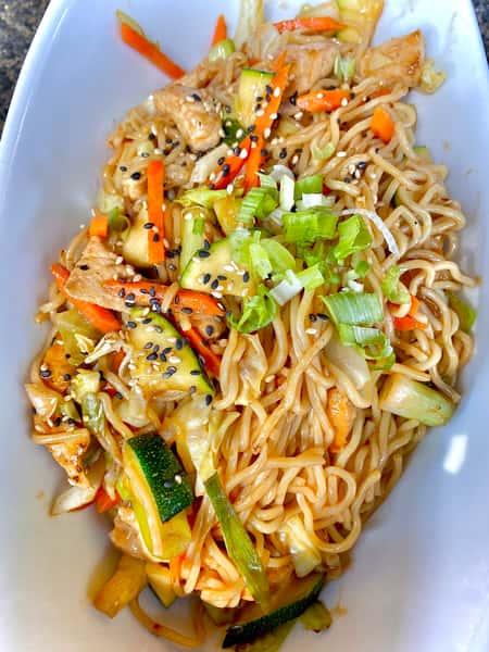 Chicken Yaki Noodle