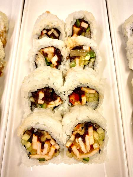 Spicy Squid Roll