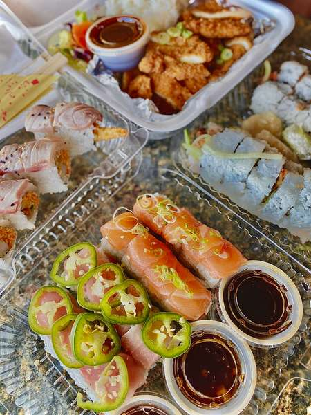 Sushi 101 delivery