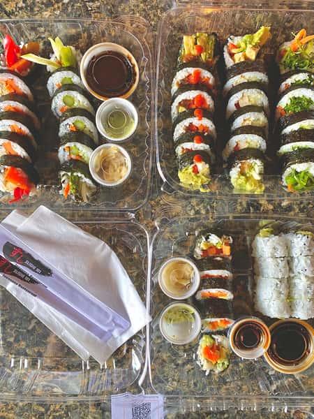 Vegan Sushi Togo