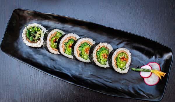 framing cactus sushi
