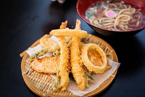 tempura udom