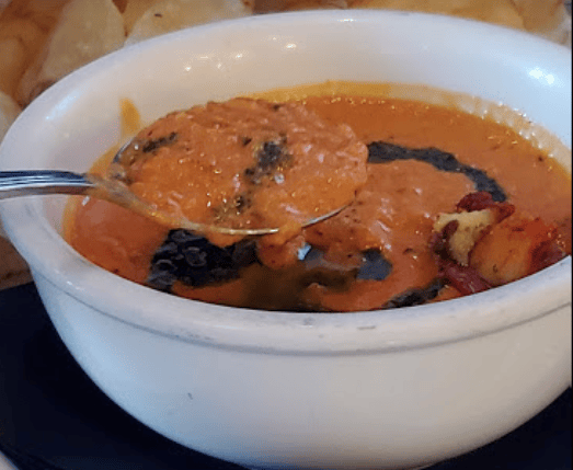 Tomato Bisque (180 cal.)