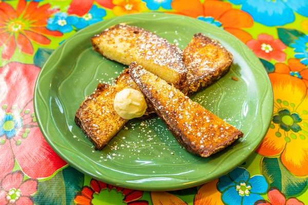 JULIAN'S FRENCH TOAST