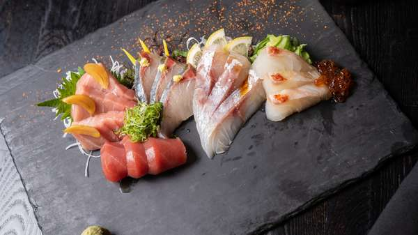 15 pc. Chef's choice sashimi