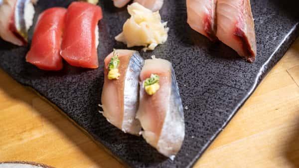 12 pc. Chef's choice nigiri