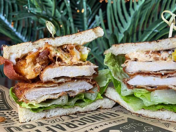 Isle of Club Sandwich