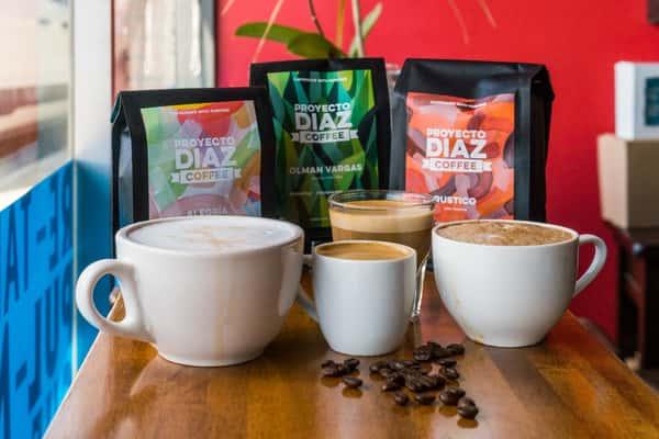 Proyecto Diaz Coffee