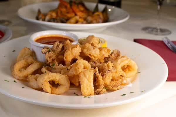 calamari fritt