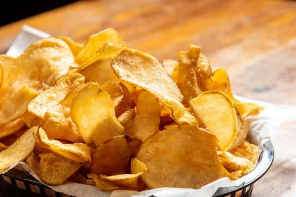 Fresh Cut Hot Chips