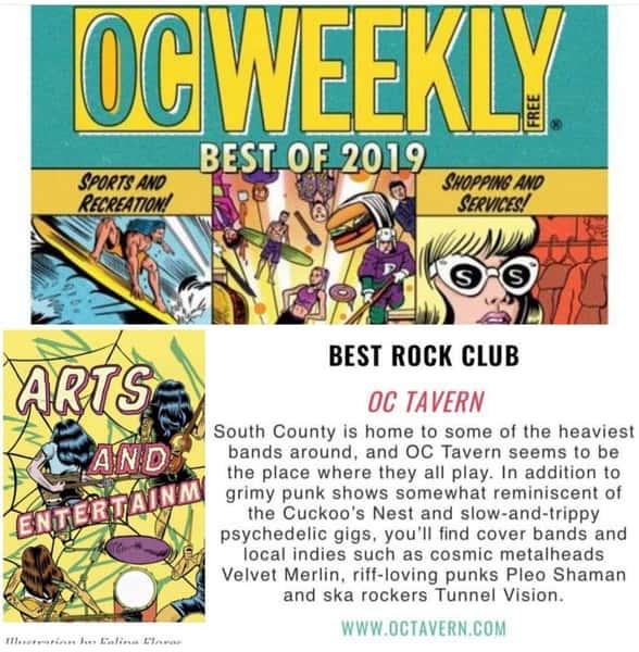 OC Weekly 2019