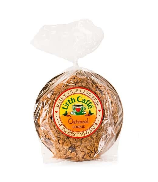 Vegan Oatmeal-Raisin Cookie