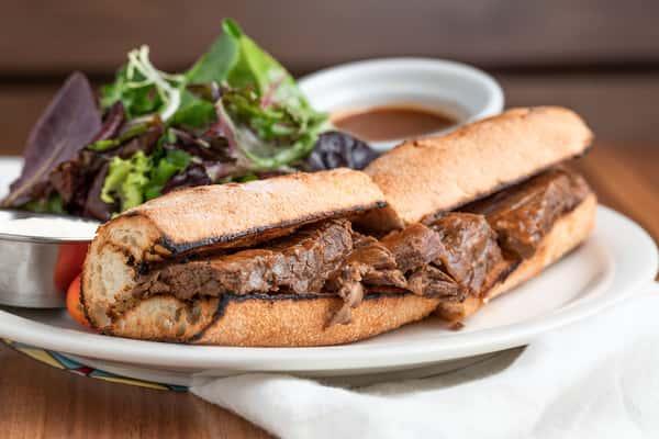 Urth Pot Roast Sandwich