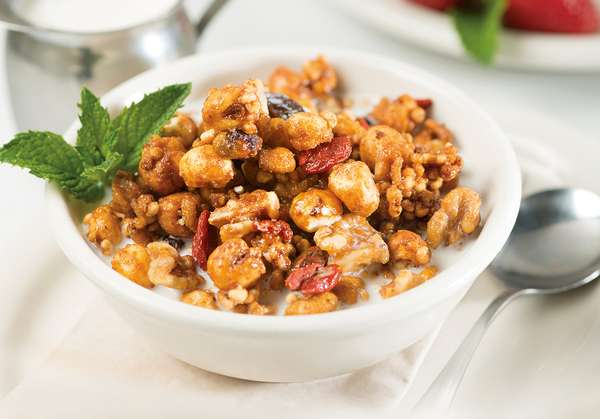 Urth Crunch Gluten-Free Cereal