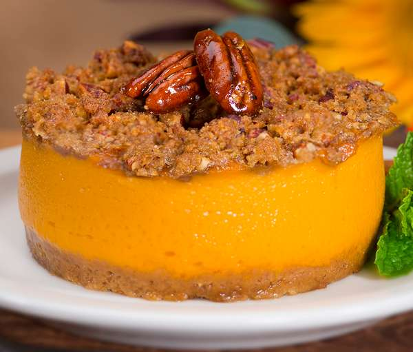 Urth Sweet Potato Pie