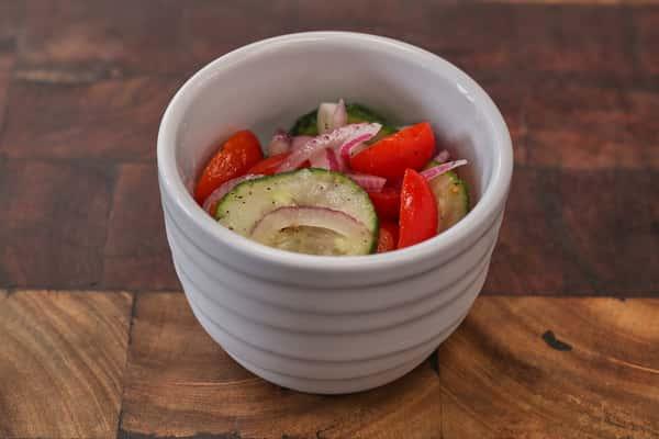 BB Tomato Cucumber Salad
