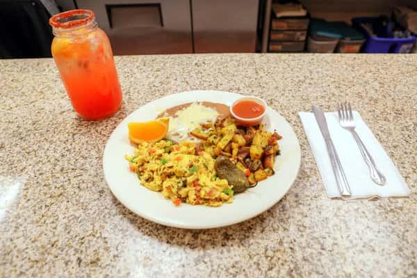 Huevos mexicano