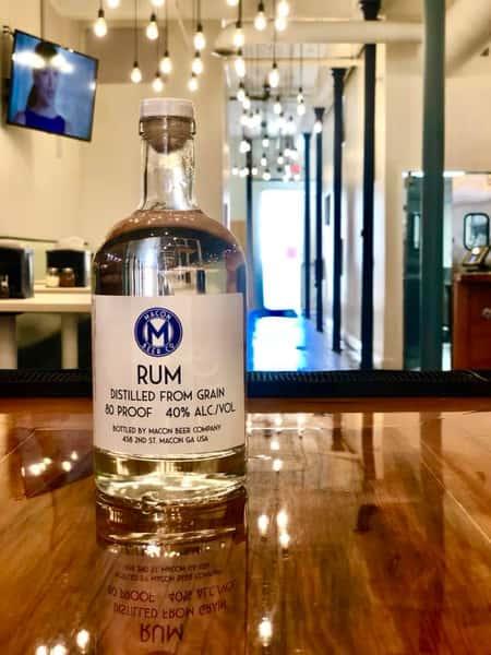 macon distillery rum