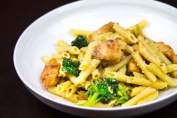 Chicken & Broccoli