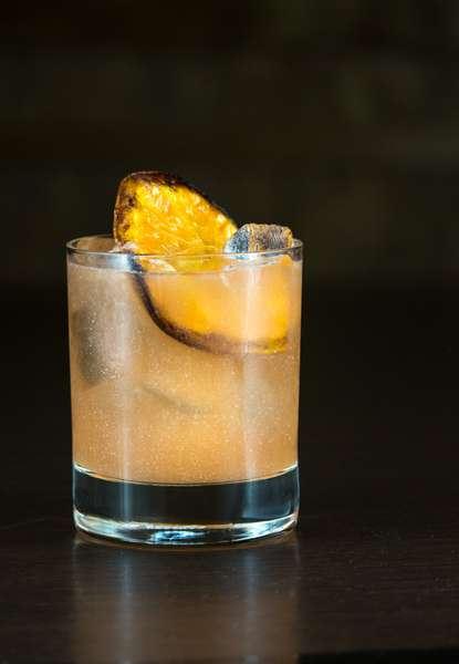 The Queen's Old Fashioned