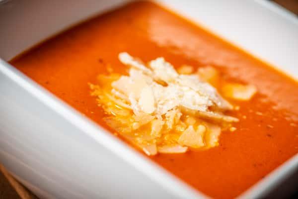 Tomato Parmesan