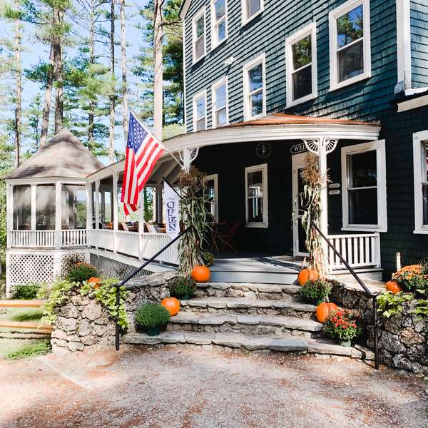 The Lodge at Pleasant Point Home front About Us
