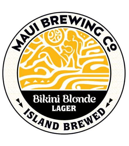 Lager: Maui Bikini Blonde