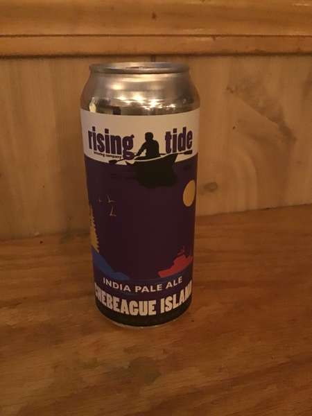 Rising Tide Chebeague Island IPA