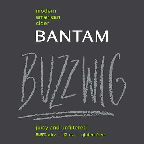Cider: Bantam Buzzwig