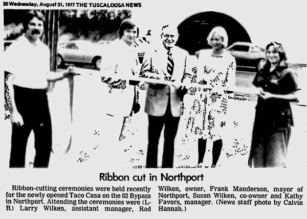 Ribbon Cut in Northport