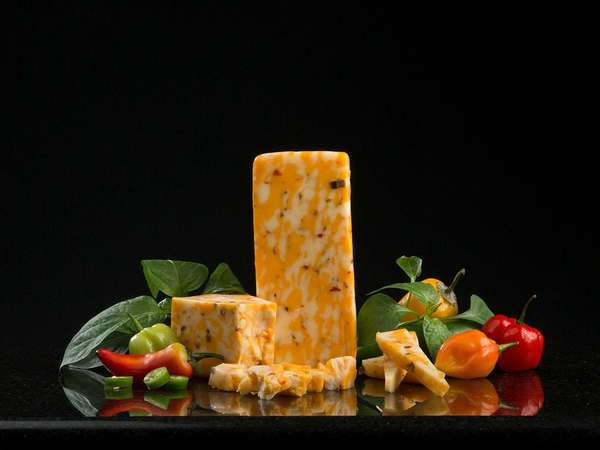 Bold 3 Pepper Colby Jack Cheese