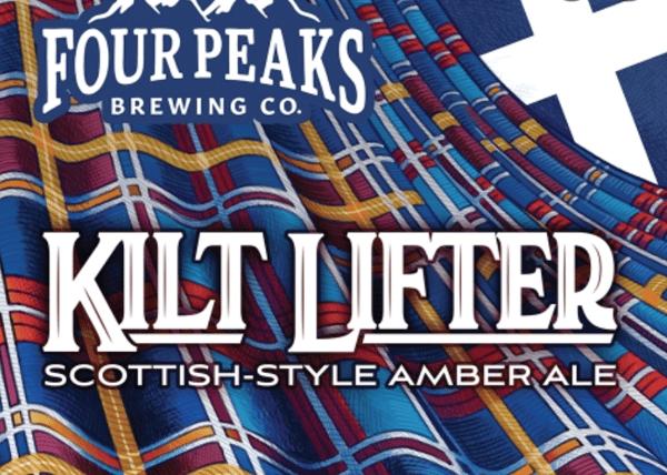 Kilt Lifter Scottish-Style Amber Ale