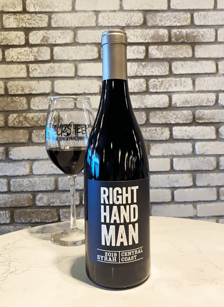 Right Hand Man – Syrah