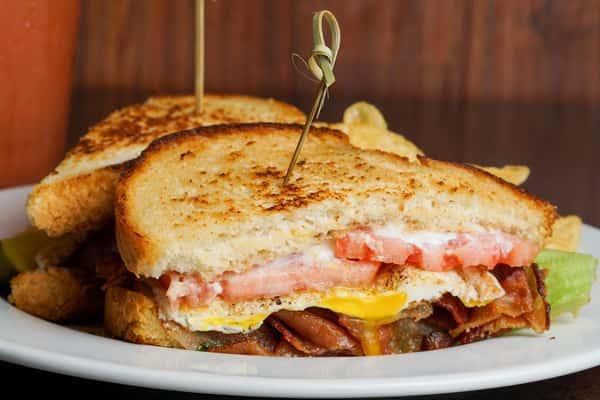 BLT &Egg Sandwich