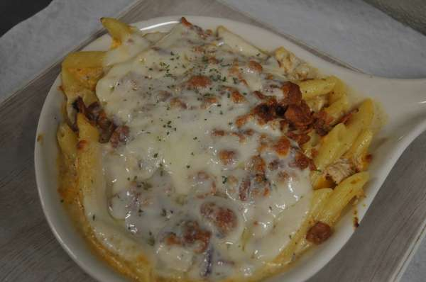 Crab Mac-N-Cheese