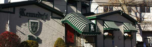 Exterior of Kennedy's